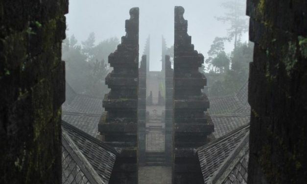 The Cetho temple and the Mysteries of Mount Lawu