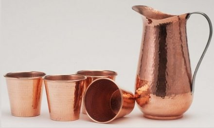 The Necessity for Ayurvedic Copper Vessels