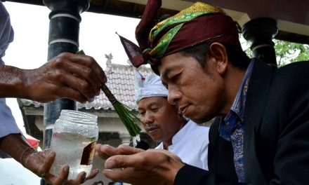 Ngembak Geni: Hindu New Year in Central Java