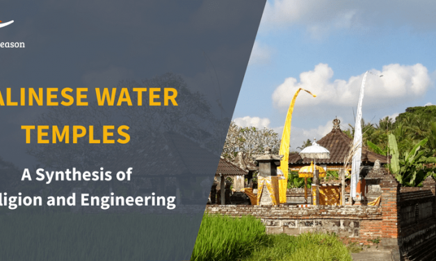 Balinese Water Temples: Merging Religion and Science