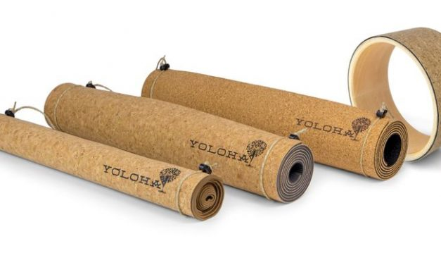 The Cork Yoga Mat Trend that is Sweeping the Yoga World
