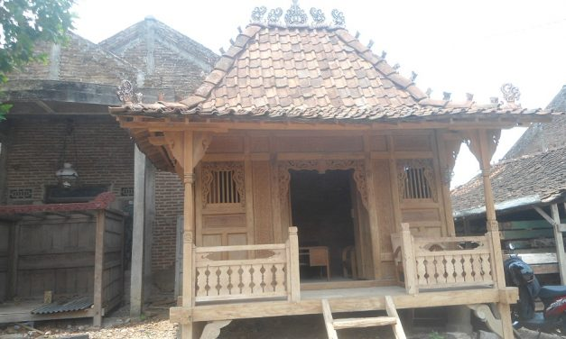 The best tiny homes in Southeast Asia: Javanese Joglo houses