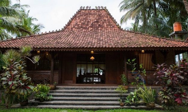 Joglo and Limasan: the Art of Javanese Housing