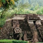 The Mysteries of the Sukuh Temple on Mount Lawu in Java that looks like a Mayan pyramid