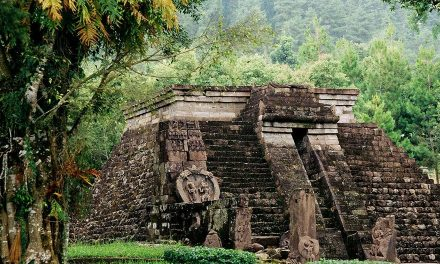 The Mysteries of the Sukuh Temple